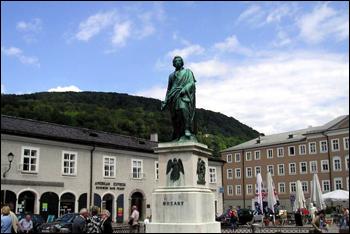 奥地利将庆祝大作曲家莫扎特诞辰250周年/图