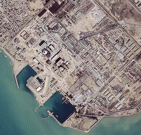 伊朗核设施列表