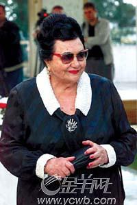 前南斯拉夫总统铁托遗孀身居陋室晚景凄惨