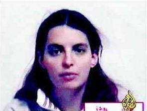 在伊遭绑架的美国女记者哭求美军释放女囚(图)