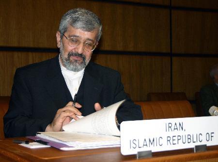 IAEA讨论伊朗核问题未要求安理会采取行动