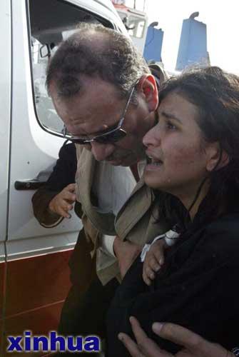 现场目击:埃及红海沉船救援工作进入第二天
