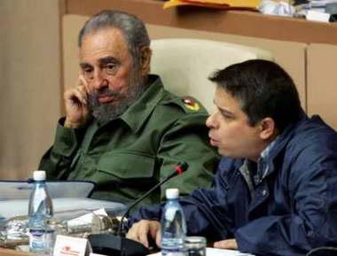 古巴外长有望成卡斯特罗接班人(图)