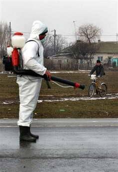 罗马尼亚再次出现禽流感新疫点