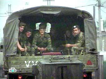 格鲁吉亚向南奥塞梯增兵100人