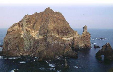 韩国配备警备部队对独岛进行实际控制(组图)