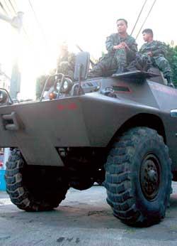 菲律宾全国进入紧急状态街头变乱迭起军方再挫政变