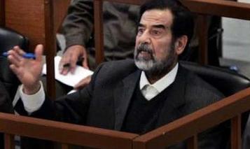 萨达姆再次出庭受审首席辩护律师中途退庭