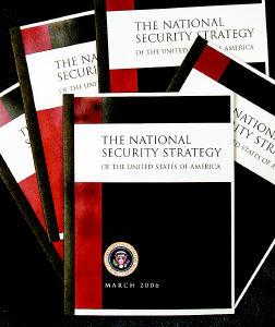 美新安全战略重申先发制人中俄成新患