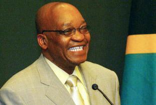 南非前副总统祖马涉嫌强奸可能感染艾滋