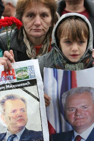米洛舍维奇葬礼今日举行遗体将被葬在自家后院