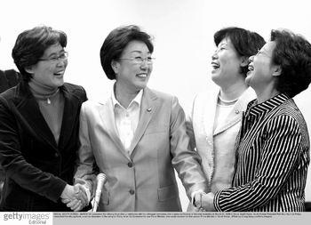 韩国候任女总理印象:强硬批评日本扭曲历史