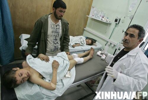 奸淫姐_以色列炮击加沙北部 炸死一巴勒斯坦女童(组图)