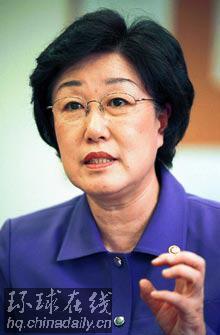 韩国妇女史上的革命:诞生首位女总理