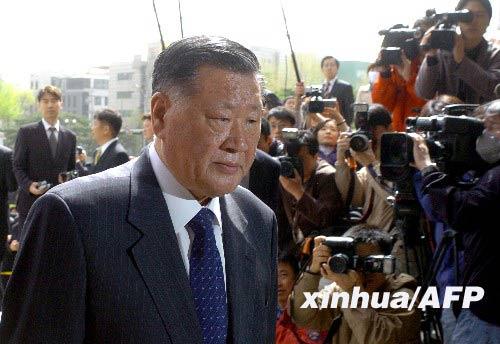韩国法院批准拘留现代汽车集团会长郑梦九