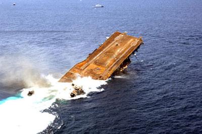 ǂ�沉航母 Ǿ�国制造世界最大人工暗礁 Ɩ�闻中心 Ɩ�浪网