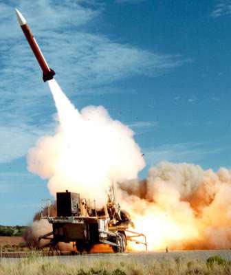 美国拟在东欧建反导弹基地防伊朗攻击(图)