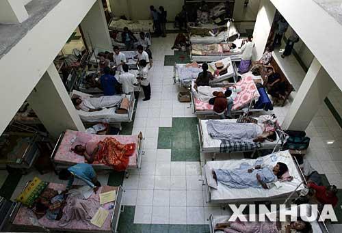 组图:联合国呼吁为印尼地震救灾捐助1亿美元