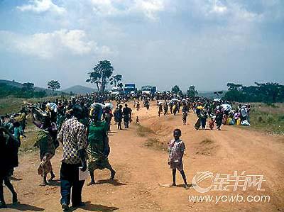 刚果:世界上最残酷的内战