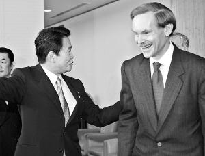 日媒体盛传美副国务卿佐利克辞职对亲华派敏感