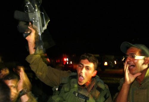 以色列大举进攻加沙