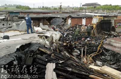 在俄罗斯飞机失事后,外界除了关心遇害者的状况外