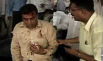 印度孟买发生系列爆炸至少20人死亡