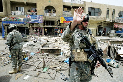 伊拉克武装组织宣称为遭强奸少女复仇
