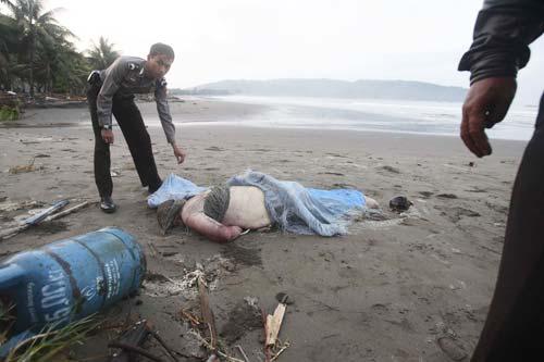 印尼海啸未波及中国公民