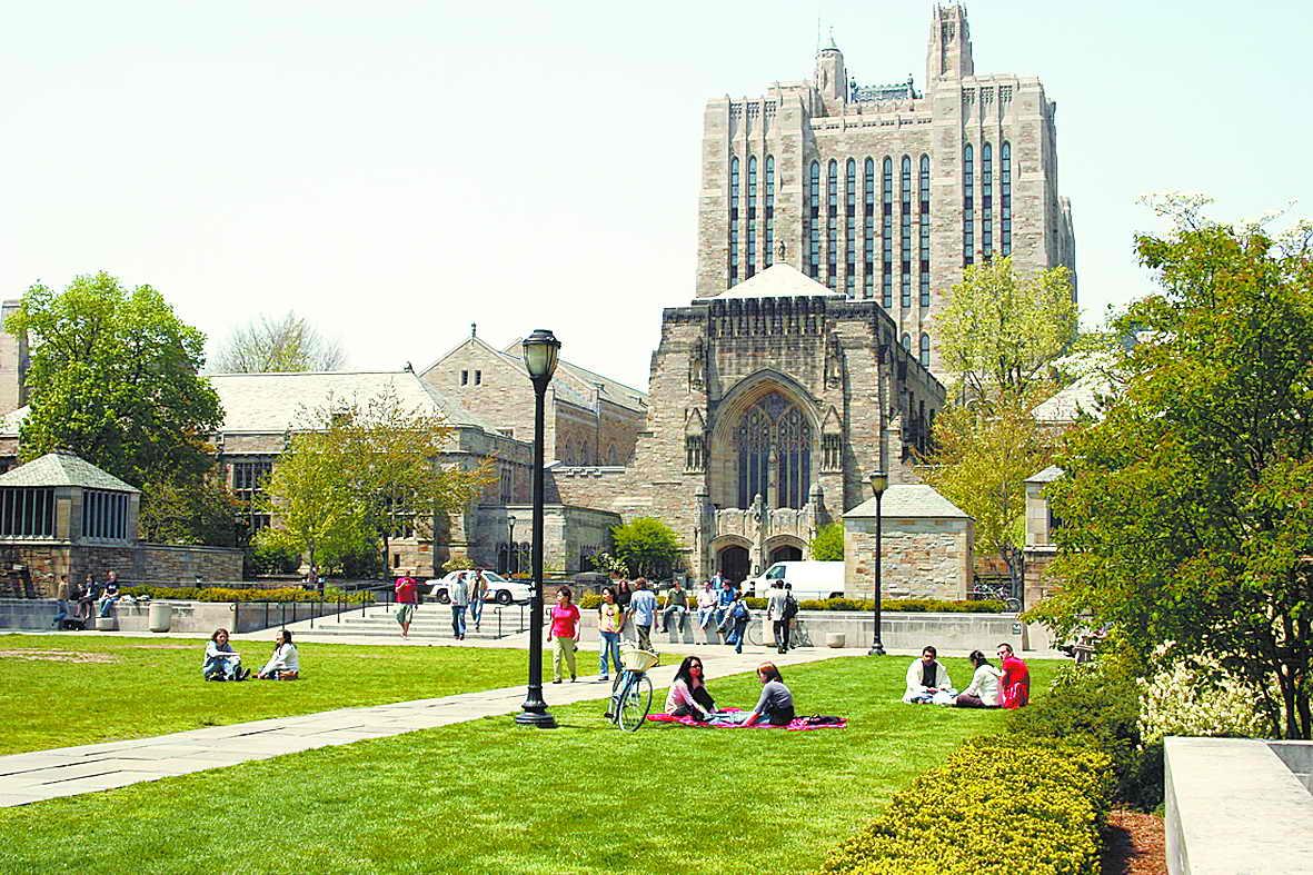 今年的美国大学前100名排名是哪些学校?