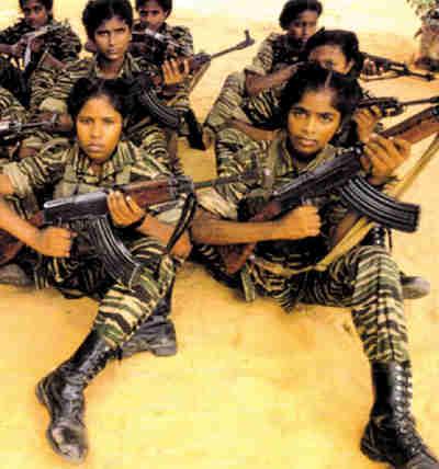 斯里兰卡政府军四年来首次攻击猛虎组织(图)