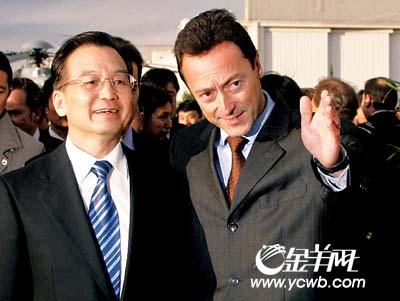 法国前总理:不要害怕友好的中国