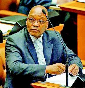 南非法官撤消对前副总统祖马腐败指控