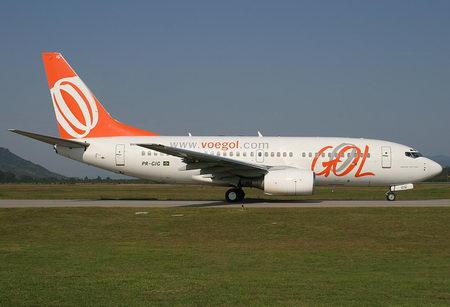 巴西一架客机从雷达上消失机上共155名乘客