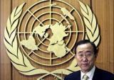 安理会将向联大提名潘基文为新任联合国秘书长