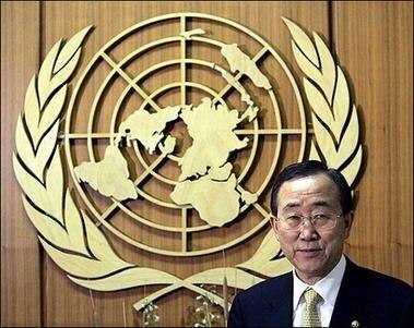 联大本周五将正式任命潘基文为下任联合国秘书长
