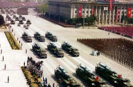 美国媒体称如与朝鲜交战美方将损失惨重(图)