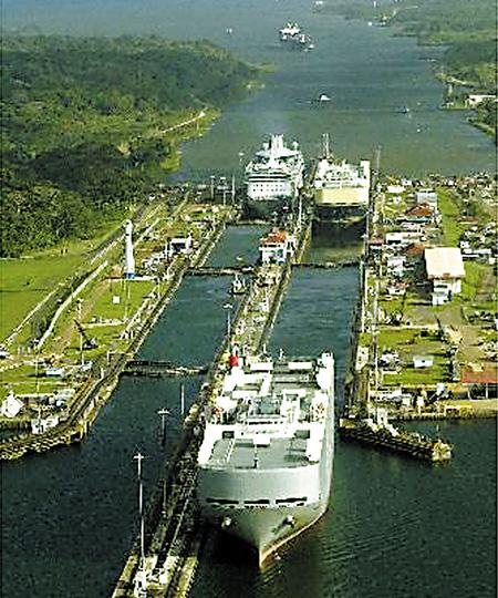 巴拿马运河决定扩建_新闻中心