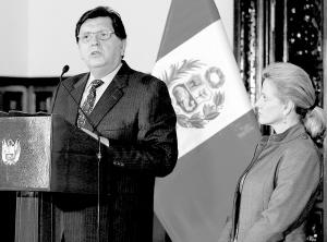 秘鲁总统公开承认私生子