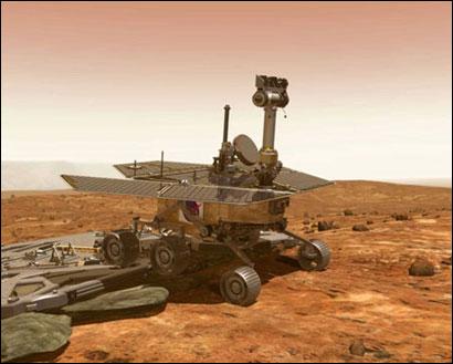 机遇号将探维多利亚火星坑可能一去无回(组图)