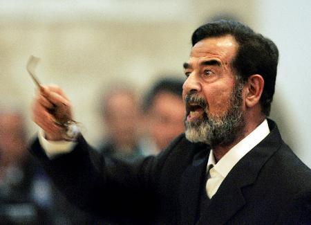 伊拉克上诉法庭对萨达姆作出死刑终审判决