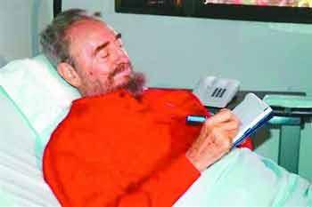 古巴驳斥卡斯特罗健康状况堪忧报道