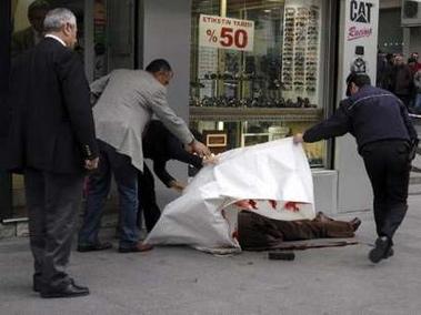 土耳其警方拘捕枪击亚美尼亚裔记者8名疑犯
