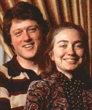希拉里:我要追随比尔