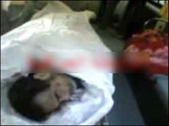 萨达姆绞刑视频