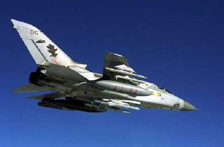 日本考虑从欧洲购买台风战机向美国施压(组图)