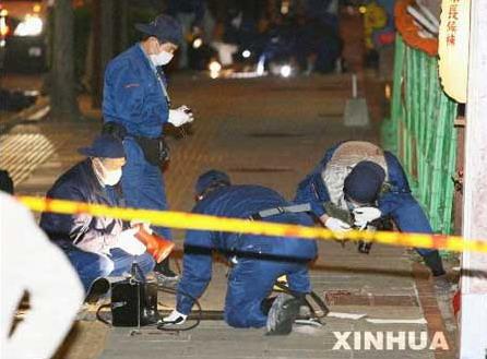 日本长崎市长遭枪击袭击者是暴力团伙成员