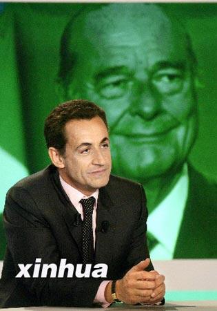 萨尔科齐与罗亚尔进入法国大选第二轮对决