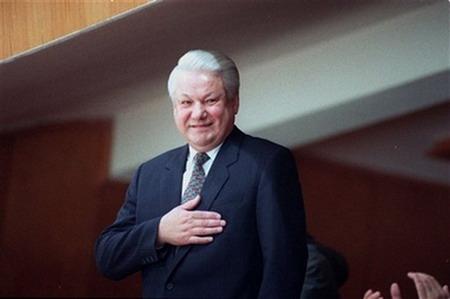 叶利钦一生倔强好斗曾是一名优秀的建筑师