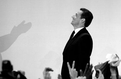 萨科齐赢得法国总统大选